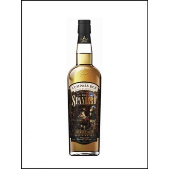 COMPASS BOX THE STORY OF THE SPANIARD  070 43%