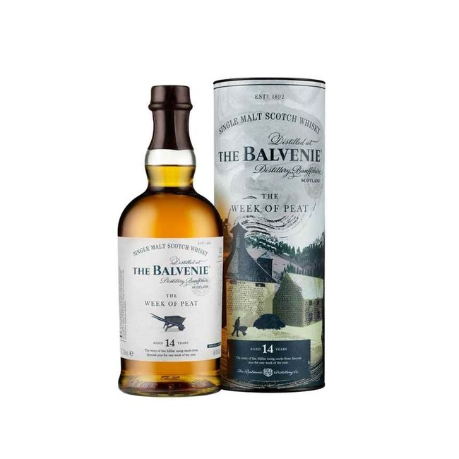 BALVENIE 14Y WEEK OF PEAT  070  48,3%