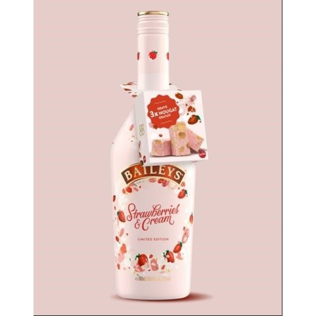 BAILEY'S STRAWBERRY CREAM