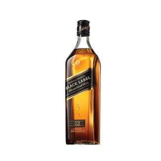 JOHNNIE WALKER BLACK LABEL  70cl.