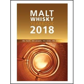 BOEK MALT WHISKY YEARBOOK 2018      OUDE JAARGANG