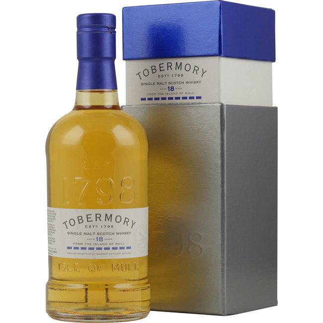 Tobermory 18Y.