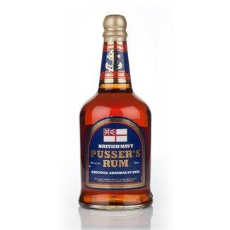 Pusser's Navy rum BLUE LABEL   40%
