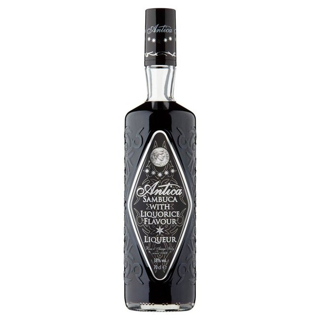Antica  BLACK DROP SAMBUCA