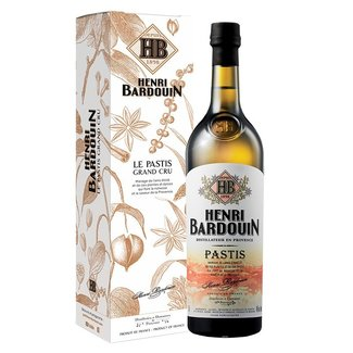 Henri Bardouin Best Pastis from the Provence