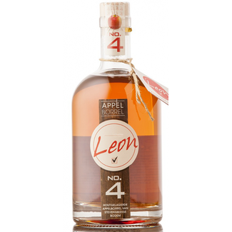 Leon GELAGERDE APPELBORREL NO. 4