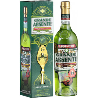 Dist. & Dom. de Provence GRANDE ABSENTE  69 - giftpack with spoon