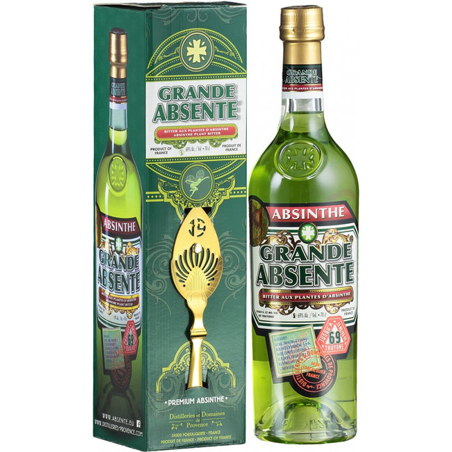 D.D.Provence GRANDE ABSENTE  69 - giftpack with spoon