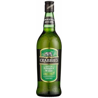 Crabbies GINGER WINE  13.5%
