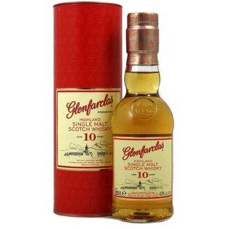 Glenfarclas  10Y. 20 cl.