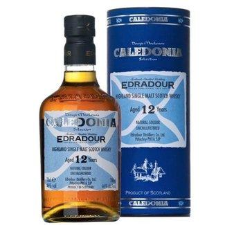 Edradour  12Y CALEDONIA - Dark Sherry