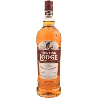 HUNTING LODGE WHISKY   LTR 40%