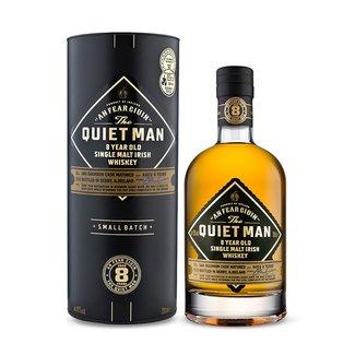 QUIET MAN 12Y. IRISH WHISKEY
