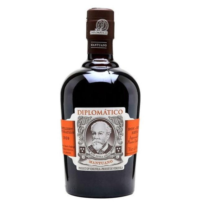 DIPLOMATICO MANTUANO  070  40%   orange label