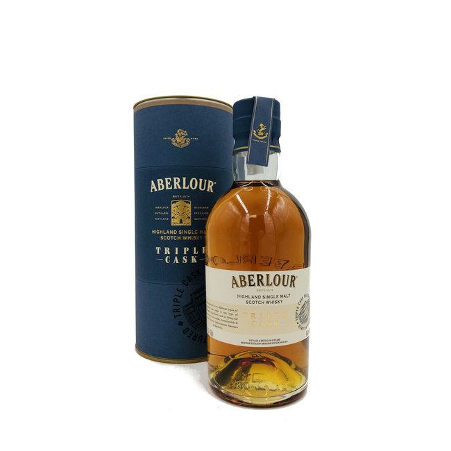 ABERLOUR TRIPLE CASK  070 40%