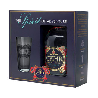 OPIHR ORIENTAL SPICED GIN GIFTPACK