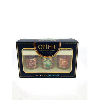 OPIHR GIN MINISET SPECIAL EDITION 3 x 5 cl.