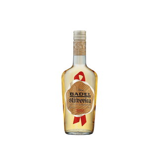 SLIVOVITZ BADEL    halve liter