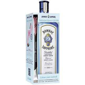BOMBAY SAPPHIRE STIRRER GIFTPACK