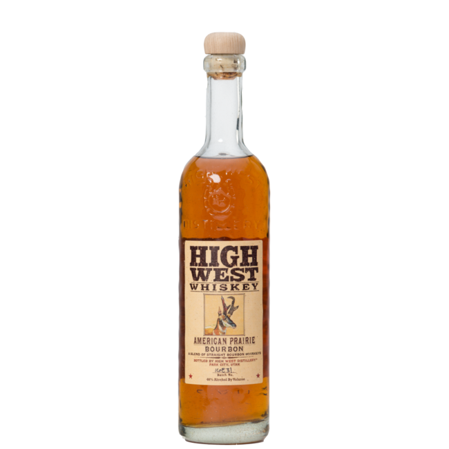 HIGH WEST PRAIRIE BOURBON