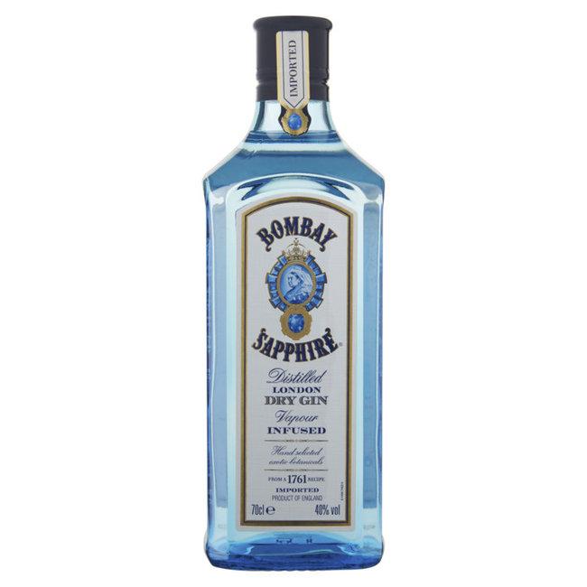 BOMBAY SAPPHIRE GIN   070  40%
