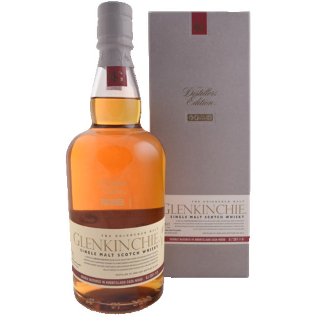 GLENKINCHIE DISTILLERS EDITION RELEASE 2019