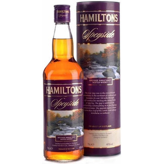 HAMILTON'S SPEYSIDE SINGLE MALT