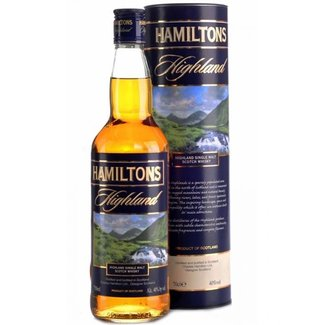 HAMILTON'S HIGHLAND SINGLE MALT