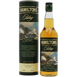 HAMILTON'S ISLAY BLENDED MALT