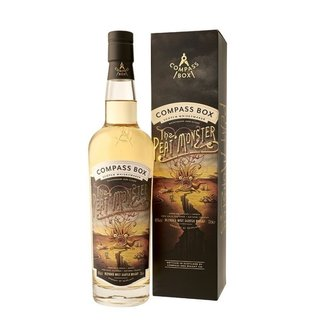 "COMPASS BOX ""PEAT MONSTER"""