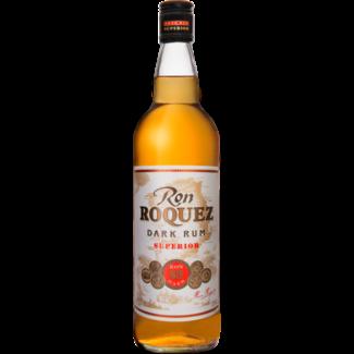 ROQUEZ DARK RUM - 70 CL. -