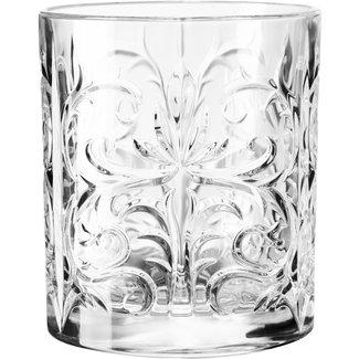 GLAS TATTOO TUMBLER    CASE OF 6 GLASSES