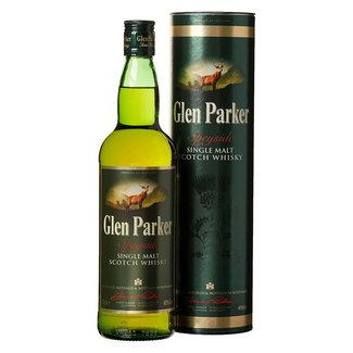 GLEN PARKER  Single Speyside Malt Whisky