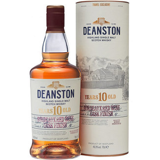 Deanston  10Y BORDEAUX RED WINE CASK