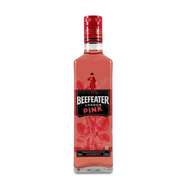 BEEFEATER PINK DRY GIN