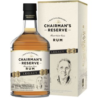 Chairman's Reserve LEGACY FOUNDER LAURY BARNARD