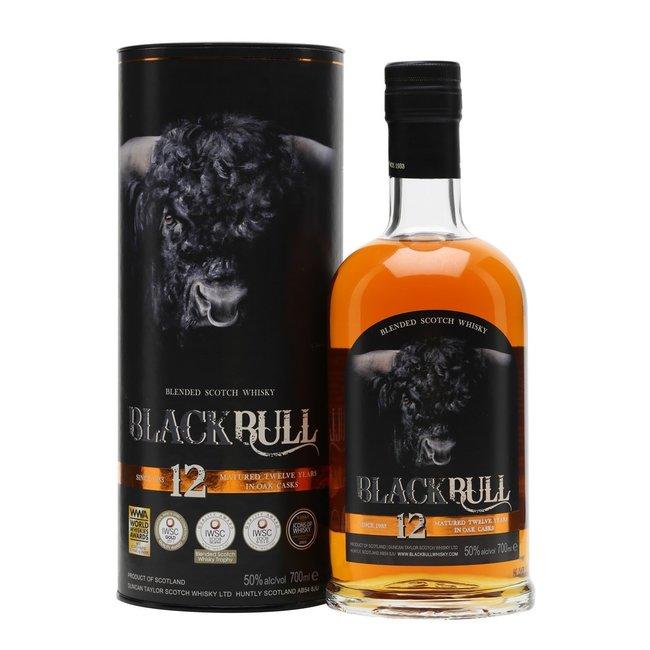 BLACK BULL 12Y.