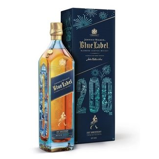 J.WALKER BLUE LABEL 200TH ANNIVERSARY EDITION