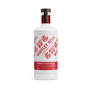 Whitley Neill STRAWBERRY & PEPPER GIN