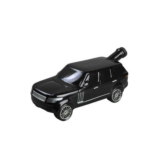 SPORTS CAR BLACK RANGE ROVER
