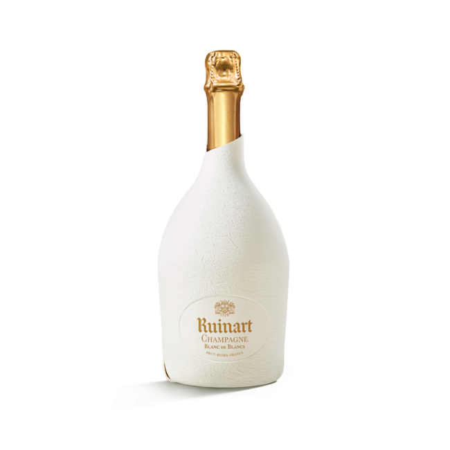 CHAMPAGNE RUINART BLANC DE BLANCS SECOND SKIN