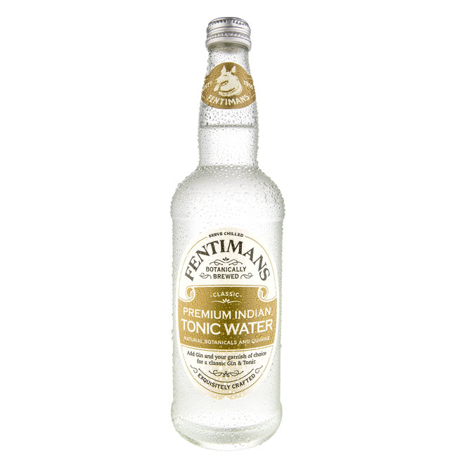 FENTIMANS INDIAN TONIC - 8 x 500ml.