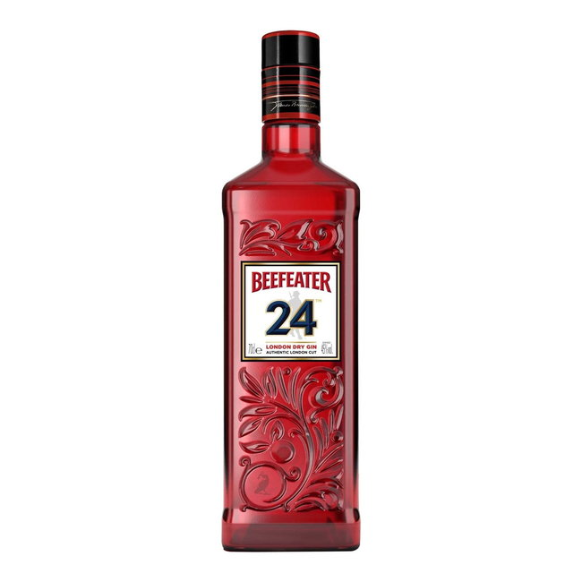 BEEFEATER 24 DRY GIN  45% alc