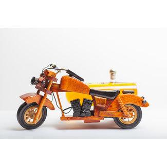 De Kleine Stoker MOTOR + SIDECAR