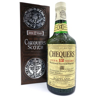 CHEQUERS OVER 12 YEARS OLD