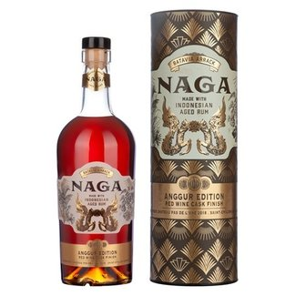 Naga INDONESIAN RUM ANGGUR EDITION