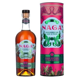 Naga 10Y. INDOCHINESE RUM SIAM EDITION