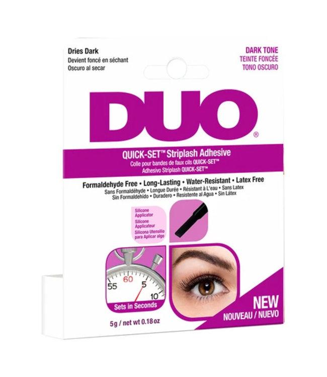 DUO DUO - Quick-Set Lash Adhesive Brush-On Wimperlijm - Dark