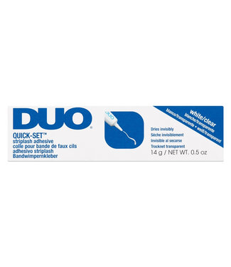 DUO DUO - Quick-Set Lash Adhesive XL Wimperlijm - Clear - 14g