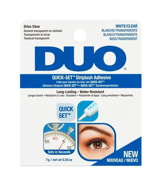 DUO DUO - Quick-Set Lash Adhesive Wimperlijm - Clear